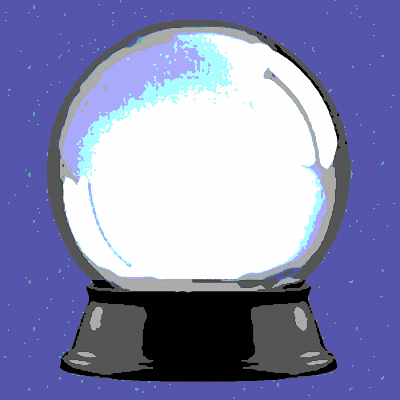 Crystal ball yes or no