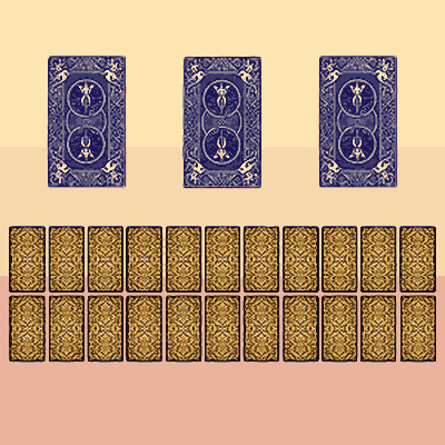 yes or no tarot with 3 cards