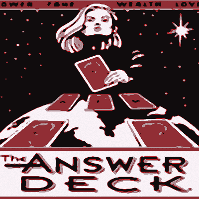 The Answer Desk oracle